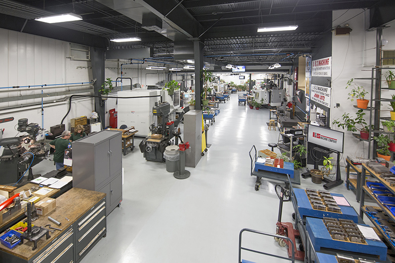 Building The Machine Shop Of The Future